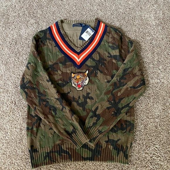 Polo by Ralph Lauren Other - Ralph Lauren Tiger Sweat Shirt